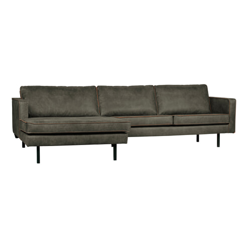BePureHome Loungebank 'Rodeo' Eco leder, Links