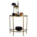 BePureHome Side-table 'Goddess', kleur Antique Brass