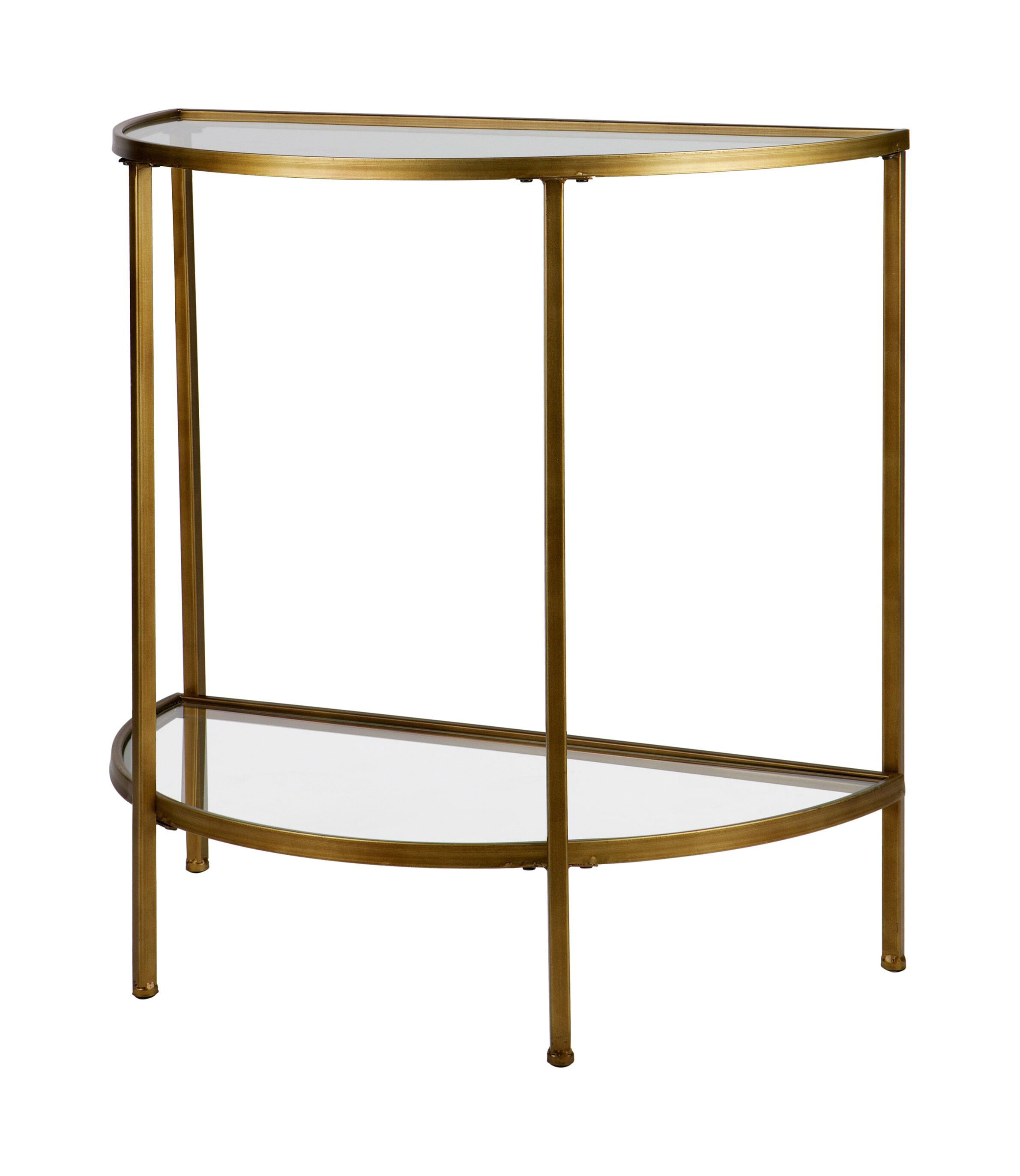 BePureHome Side-table 'Goddess', kleur Antique Brass Metaal met antiek brass afwerking aanschaffen? Kijk hier!