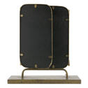 BePureHome Spiegel 'Anonymous' kleur Antique Brass