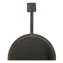 BePureHome Spiegel 'Chain' 108 x 40cm, kleur Antique Black
