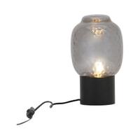 BePureHome Tafellamp 'Bubble' 29cm, kleur Zwart