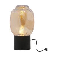 BePureHome Tafellamp 'Bubble' Maat L, kleur Antique Brass