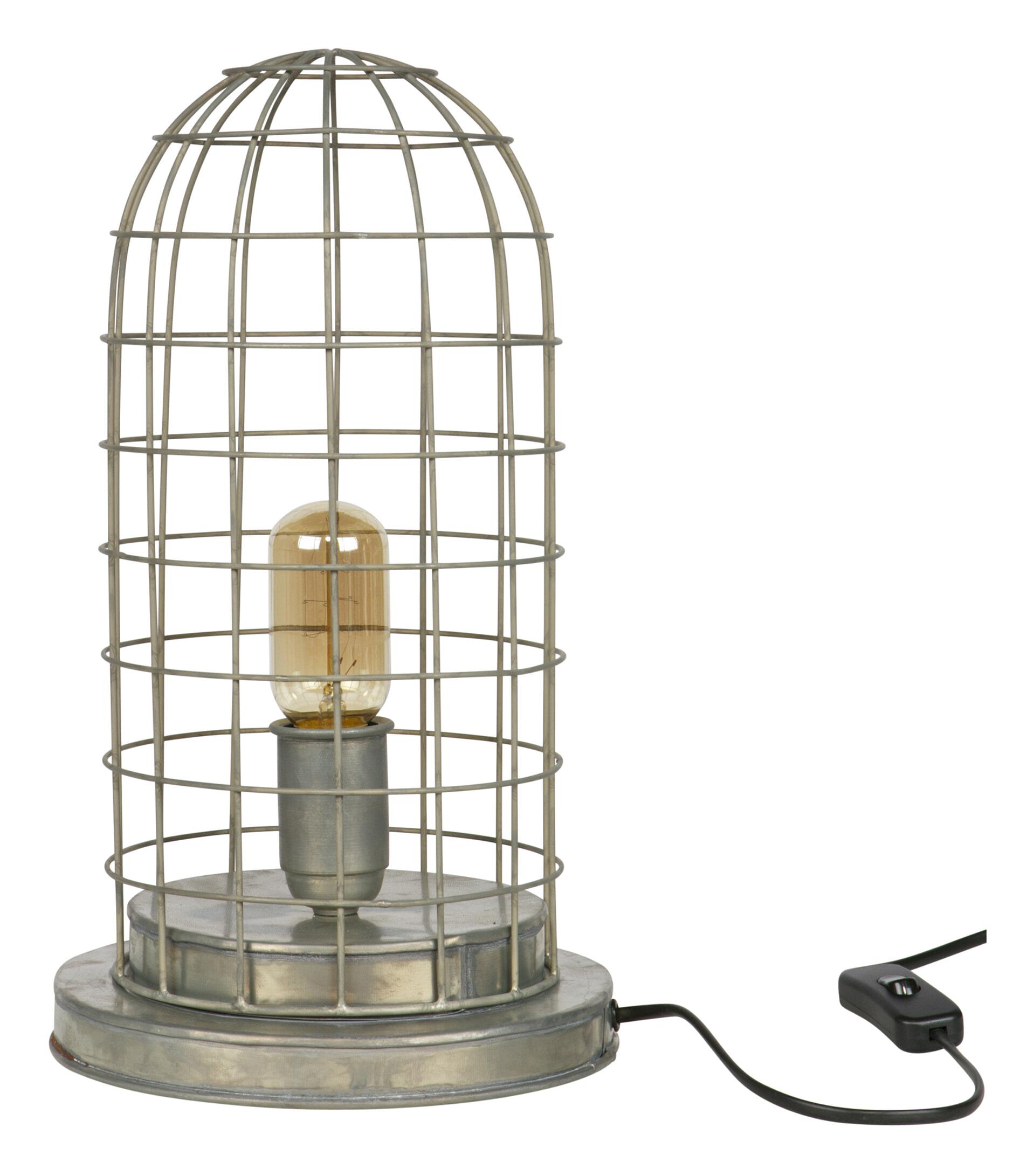 BePureHome tafellamp 'Hive', kleur zink Metaal aanschaffen? Kijk hier!