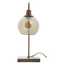 BePureHome Tafellamp 'Lantern', kleur Antique Brass