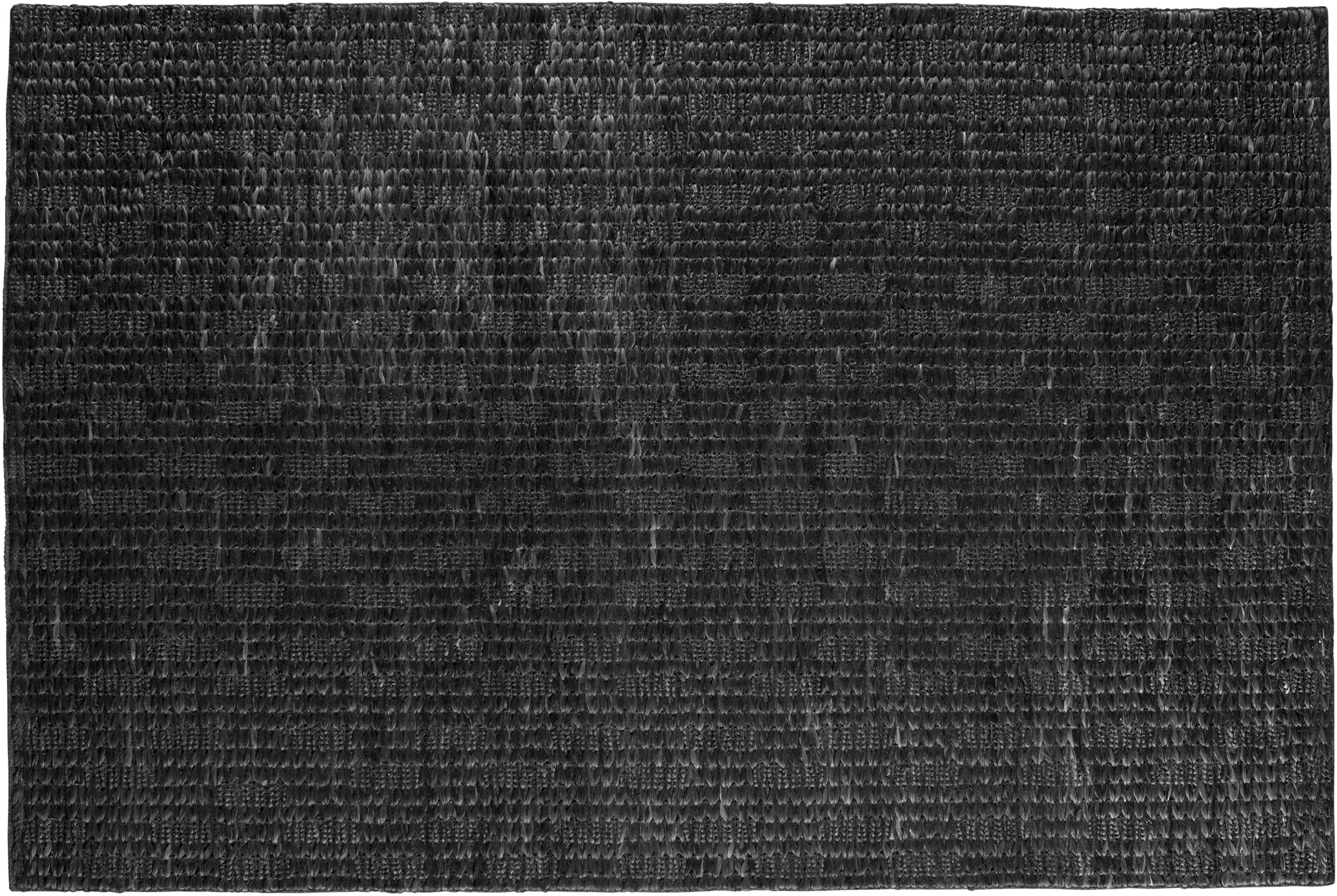 BePureHome Vloerkleed 'Scenes' 170 x 240 cm, kleur Zwart Jute aanschaffen? Kijk hier!