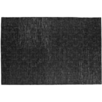 BePureHome Vloerkleed 'Scenes' 170 x 240 cm, kleur Zwart