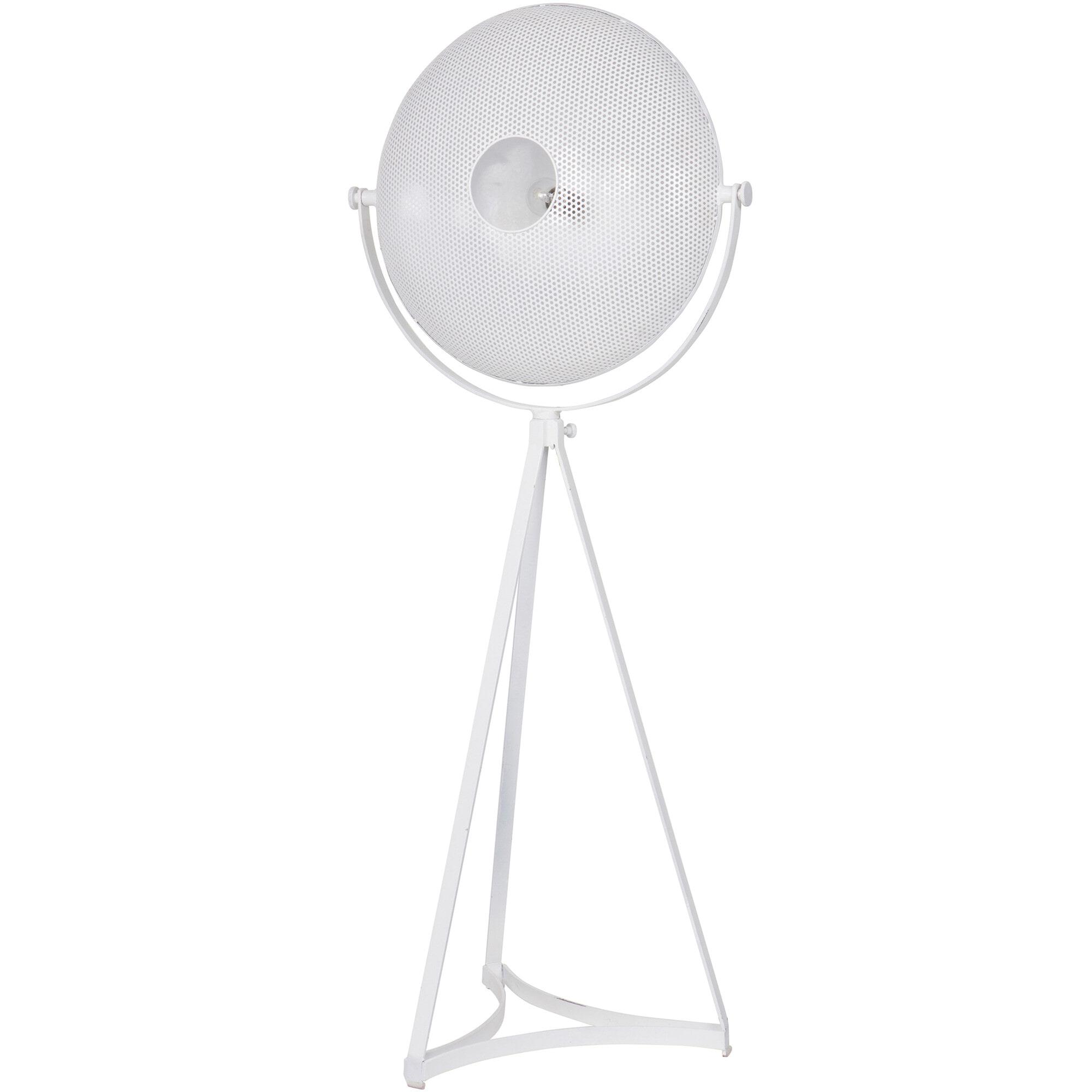 BePureHome Vloerlamp 'Blown' kleur wit