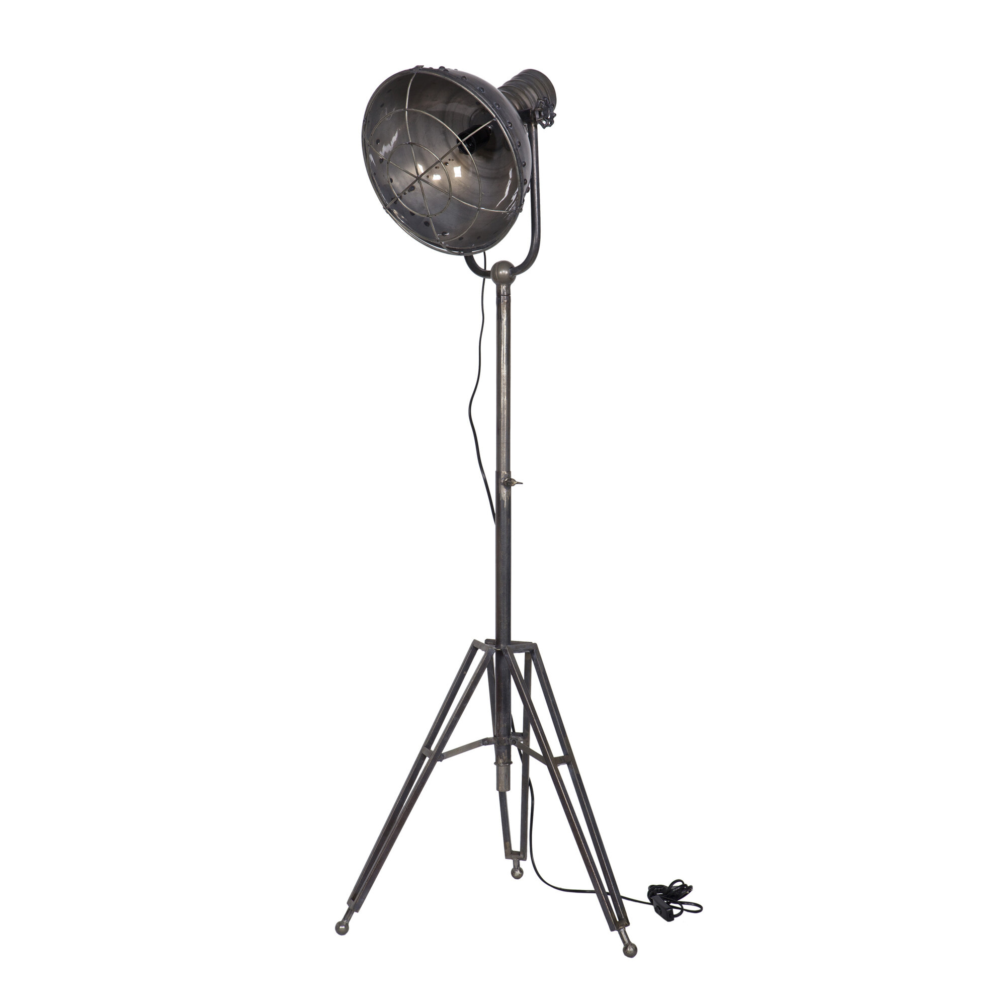 BePureHome Vloerlamp 'Spotlight'