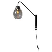 BePureHome Wandlamp 'Bubble', kleur Zwart