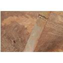 BePureHome Wandplank 'Welldone' 80cm, kleur Roest