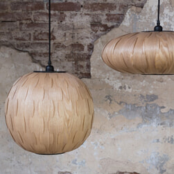Dutchbone Hanglamp 'Bond' Rond, 40cm