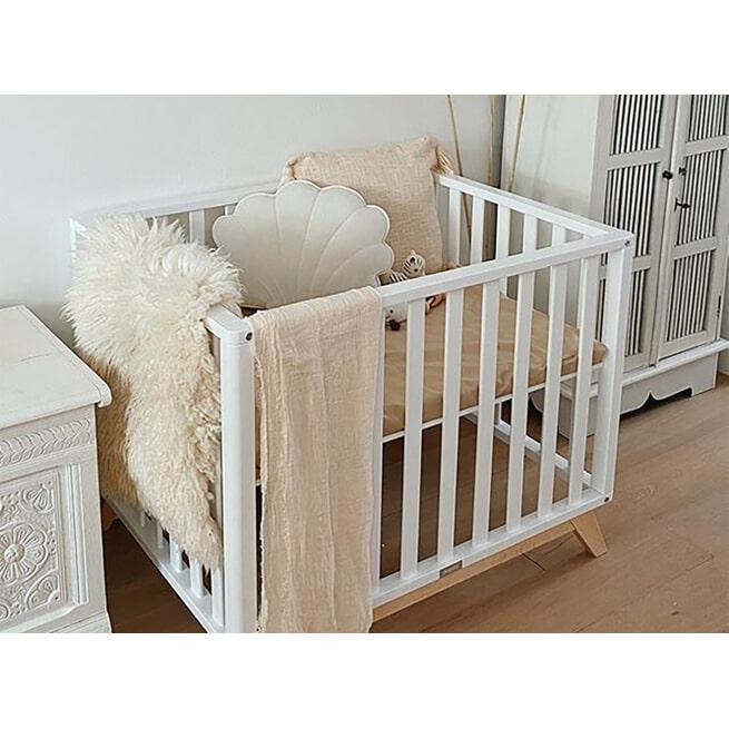 Bopita Box 'Lynn' kleur wit / naturel