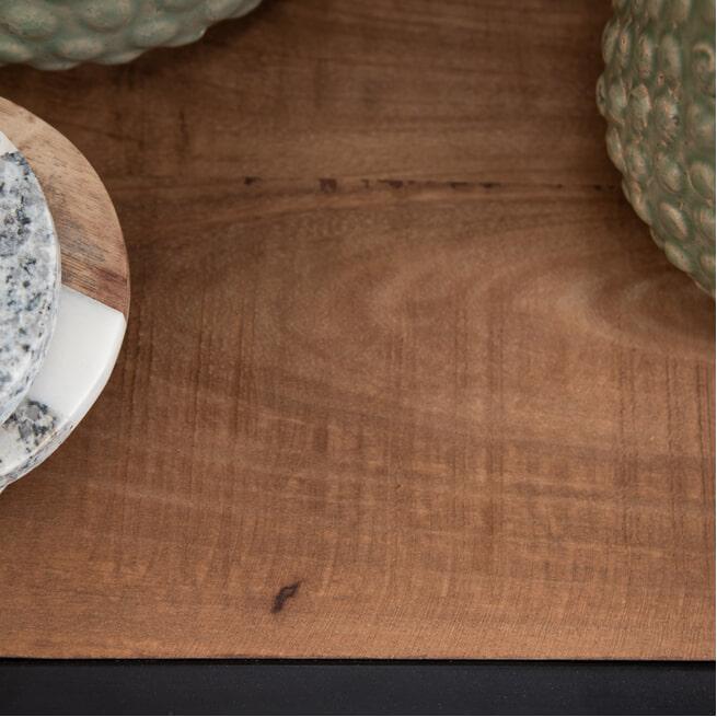 Sohome Dressoir 'Florida' Mango met staal, 165cm