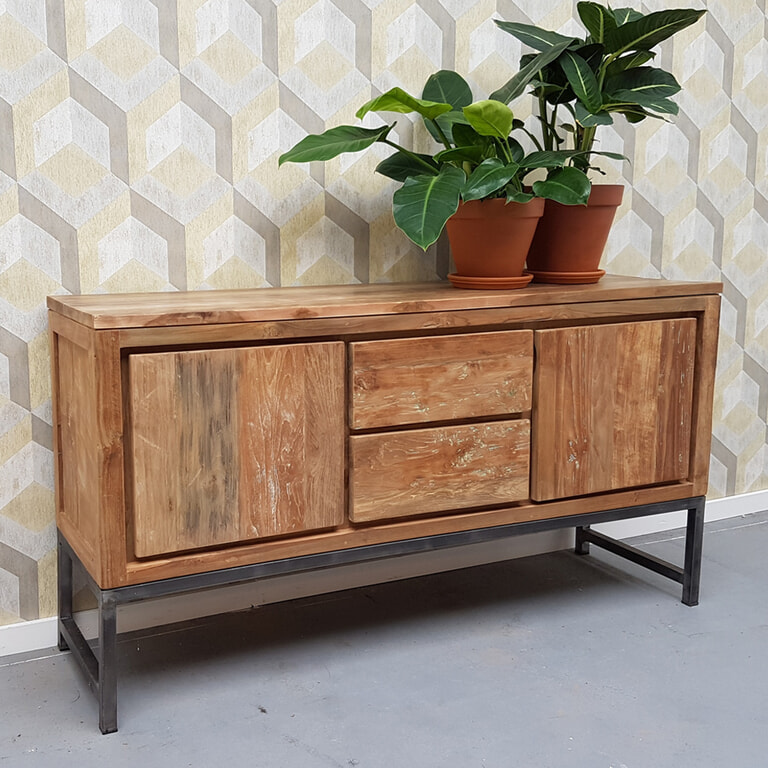 LivingFurn Dressoir 'Boston' 160cm