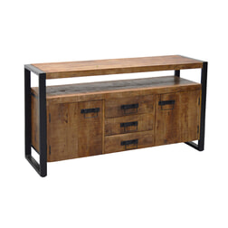 LivingFurn Dressoir 'Strong' 145cm