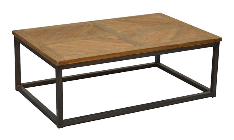 Brix Salontafel 'Lou' 110 cm Tafels | Salontafels vergelijken doe je het voordeligst hier bij Meubelpartner