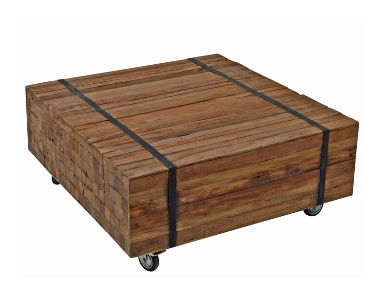 Brix Salontafel 'Ozzy' 60 cm Tafels | Salontafels vergelijken doe je het voordeligst hier bij Meubelpartner