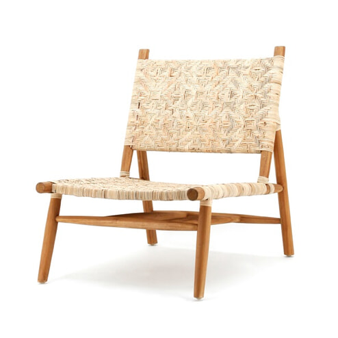 By-Boo fauteuil 'Cane' rotan