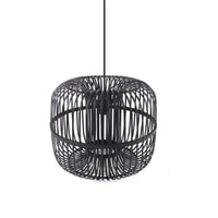 By-Boo Hanglamp 'Sundown' large 55cm, kleur zwart