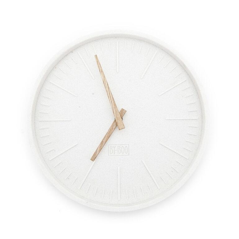 By-Boo Klok 'Justin Time' Polyresin aanschaffen? Kijk hier!