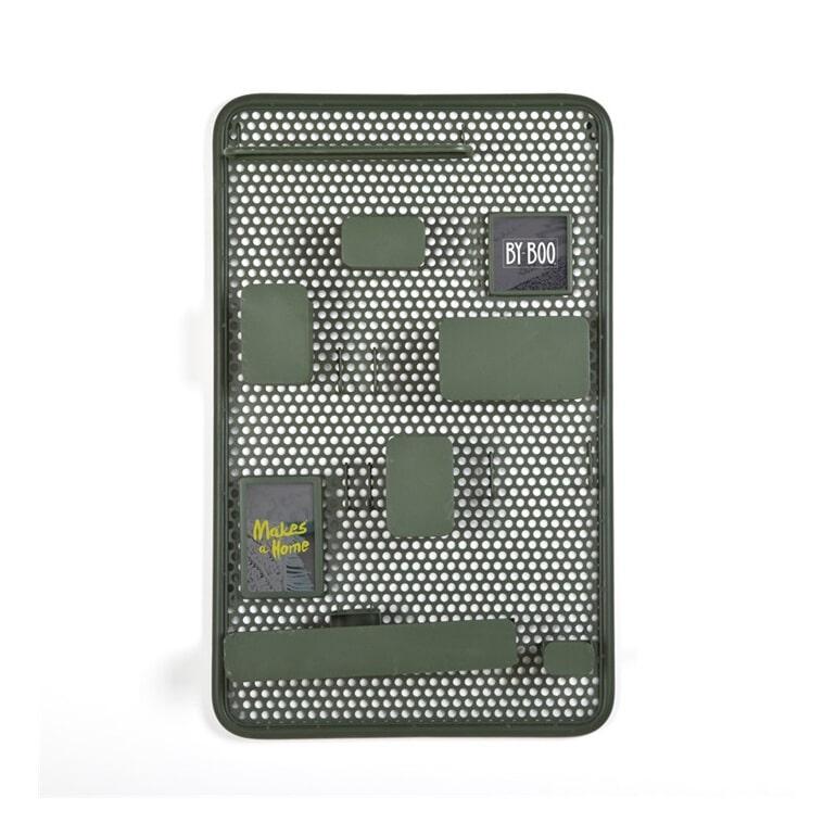 By-Boo Organizer 'Handy' groen Woonaccessoires | Decoratie vergelijken doe je het voordeligst hier bij Meubelpartner
