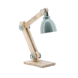 By-Boo Tafellamp 'Davinci' kleur groen
