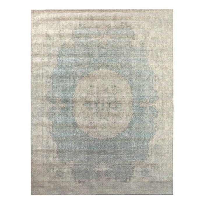 By-Boo Vloerkleed 'Amare' 160x230 cm, kleur Groen
