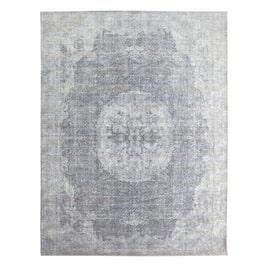 By-Boo Vloerkleed 'Amare' kleur grijs