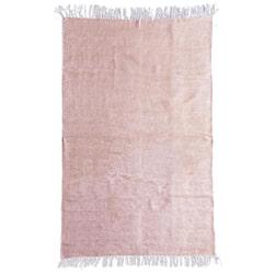 By-Boo Vloerkleed 'Mono' 160 x 230cm, kleur pink