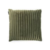 By-Boo Kussen 'Delight' 45 x 45cm, kleur Groen