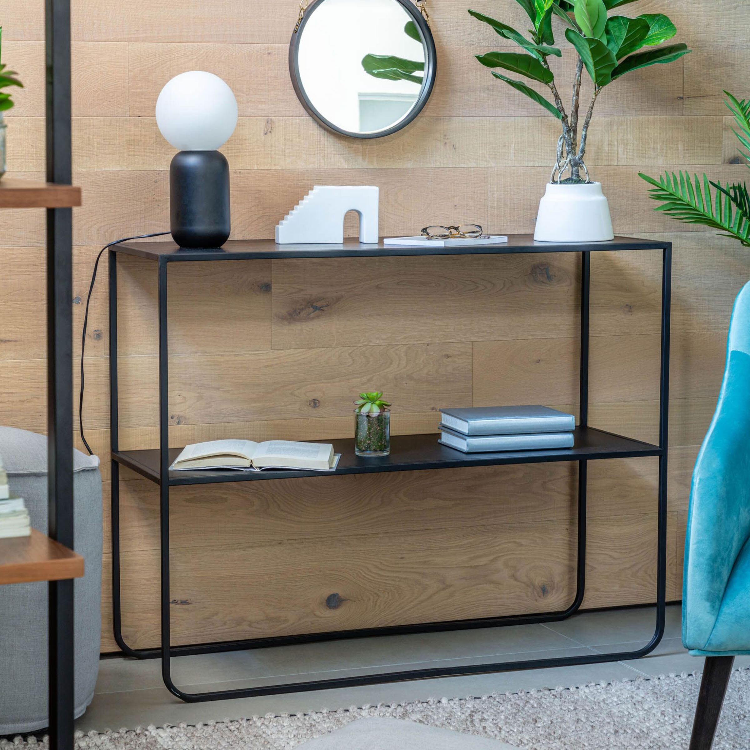 Kave Home Sidetable 'Shantay' 100cm