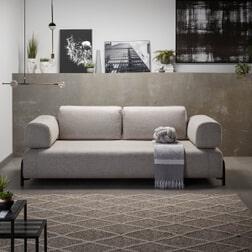 Kave Home 3-zits Bank 'Compo', kleur Beige