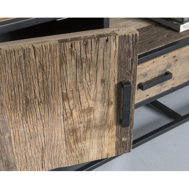 LivingFurn TV-meubel 'Dakota' 180 cm
