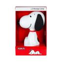 Snoopy bed / nachtlamp LED, 30cm hoog