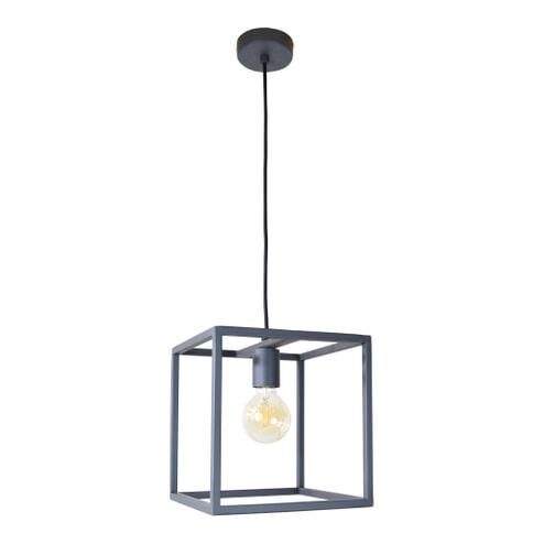 Urban Interiors hanglamp 'Frame' 25cm, kleur Zwart
