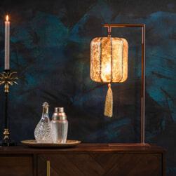 Dutchbone Tafellamp 'Suoni' 60cm