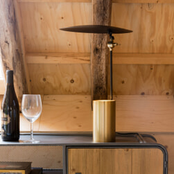Dutchbone Tafellamp 'Julius' 48cm
