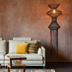 Dutchbone Hanglamp 'Tangan' 51cm