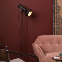 Dutchbone Vloerlamp 'Vox' 158cm