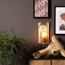 Dutchbone Wandlamp 'Brody' 38cm