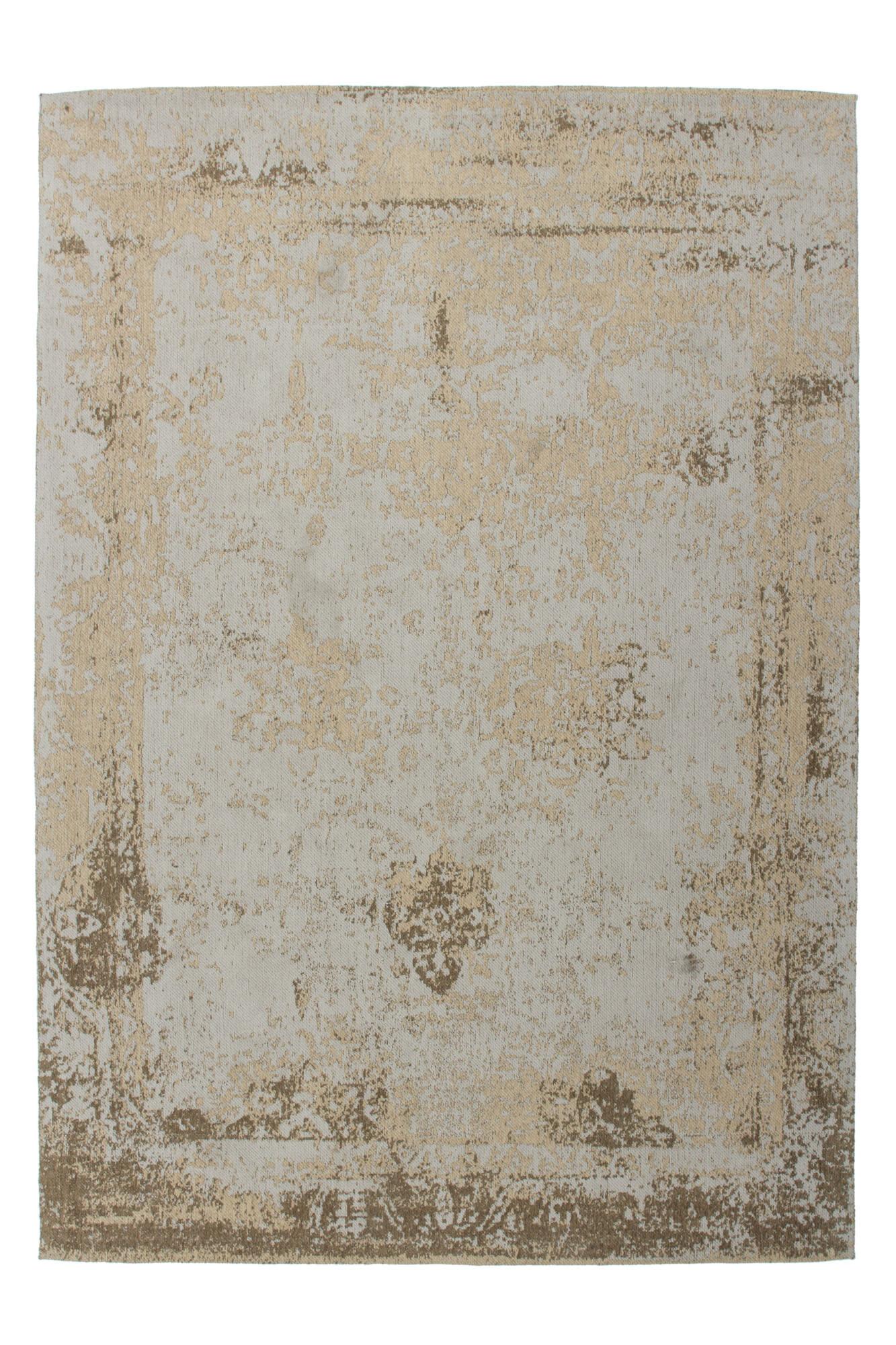 Kayoom Vloerkleed 'Nostalgia 285' kleur Zand, 80 x 150cm