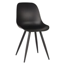 LABEL51 Eetkamerstoel 'Monza', kleur Zwart