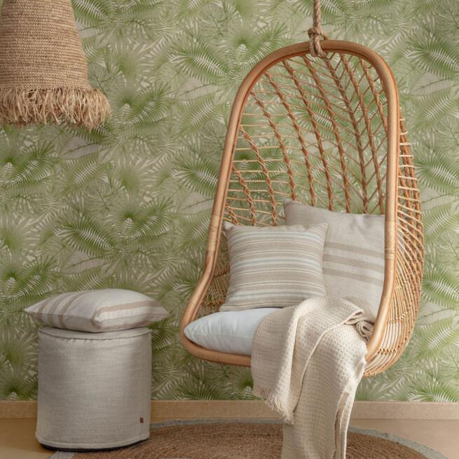 Kave Home Hangstoel 'Ekaterina'