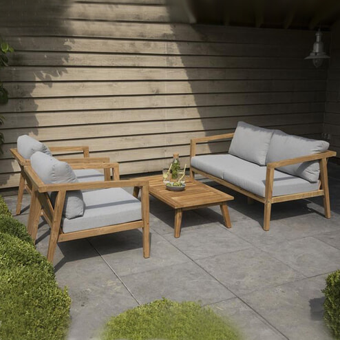 Loungeset 'Lucca' compleet