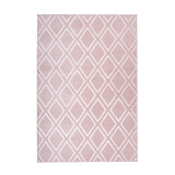 Kayoom Vloerkleed 'Monroe 300' kleur roze, 120 x 170cm