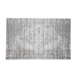 Brix Vloerkleed 'Kelly' kleur Charcoal grey