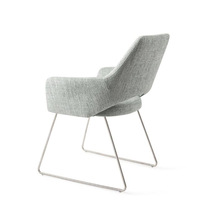 Jesper Home Eetkamerstoel 'Yanai' Slide Steel