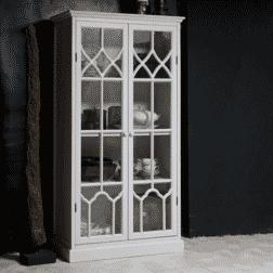 BePureHome Vitrinekast 'Fresco' kleur Mist