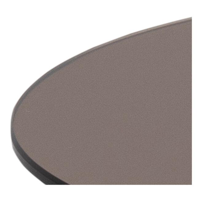 Bendt Bijzettafel 'Hanna' Ø40cm, kleur Brons